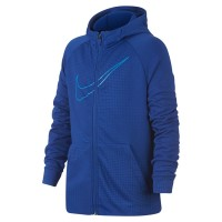 Nike Dry Boy Training Full Zip Hoodie